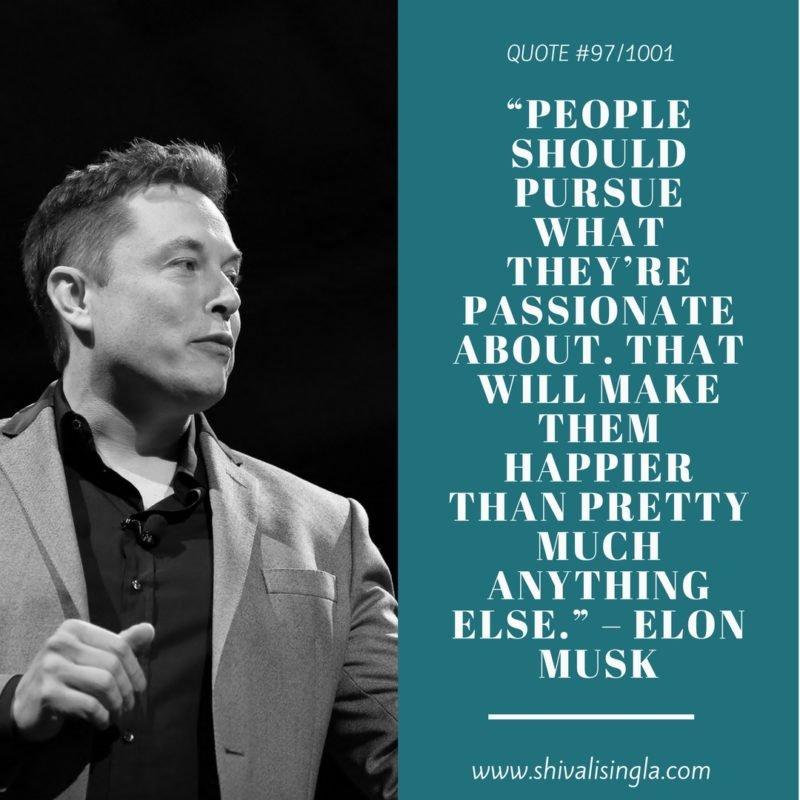 10 Motivational Elon Musk Quotes for the Entrepreneurs